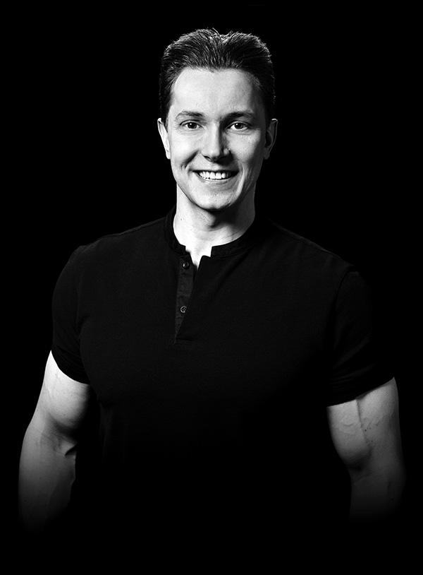 Moritz Stelter - Master Personal Trainer in Frankfurt am Main